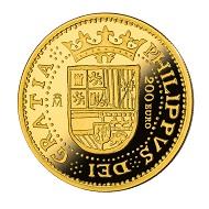 Spain / 200 euros / gold .999 / 13.5 g / 30 mm / Mintage: 1,500.