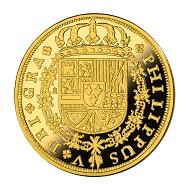 Spain / 400 euros / gold .999 / 27 g / 38 mm / Mintage: 1,000.