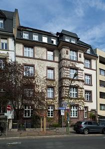 Dr. Busso Peus Nachf. in Frankfurt am Main: Deutschlands älteste, noch existierende Münzhandlung.