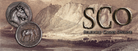 Seleucid Coins Online (SCO) is a pivotal research tool for anyone interested in coins struck by Seleucid kings.