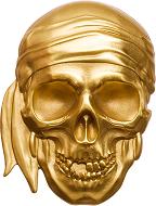 Palau / 200 Dollar / Gold .9999 / 1 Unze / 24,5 x 33 mm / Auflage: 300 Stück.