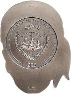 Palau / 25 Dollar / Silber .999 / 500 g / 80 x 60 mm / Auflage: 555.