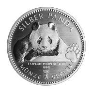 Mit dem Silber Panda 2019 geht die beliebte Anlageprägung bereits in das vierte Jahr.