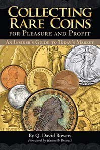 Q. David Bowers, Collecting Rare Coins for Pleasure and Profit: An Insider's Guide to Today's Market, foreword by Kenneth Bressett, Whitman Publishing, Atlanta 2011, ISBN 978-079483406-7, softcover, full color, 6 x 9 inches, 144 pages, USD 9.95.