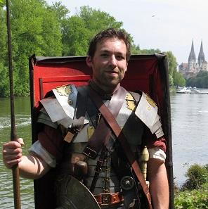 Römer in Regensburg. Foto: Tourismusverband Ostbayern e.V., Michael Körner.