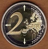 Ring um Münze bei Finnland 2007. Schätzung 20 Euro. Foto: © Angela Graff.