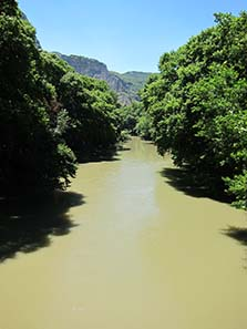 Das Tempe-Tal. Foto: KW.
