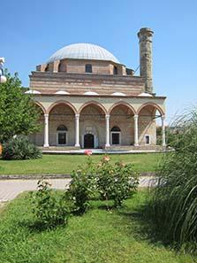 Moschee des Sinan. Foto: KW.