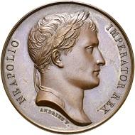 Auch mit der Rezeption der Antike auf den Medaillen Napoleons beschäftigten sich die Studierenden.