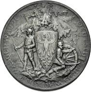 Die Motive der Medaillen des Ersten Weltkrieges wurden detailliert analysiert.