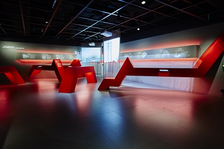 A glimpse of the permanent exhibition at the Swiss Finance Museum. Photo: Schweizer Finanzmuseum.
