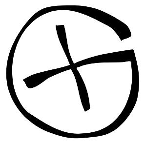 Das offizielle internationale Geocaching-Logo.