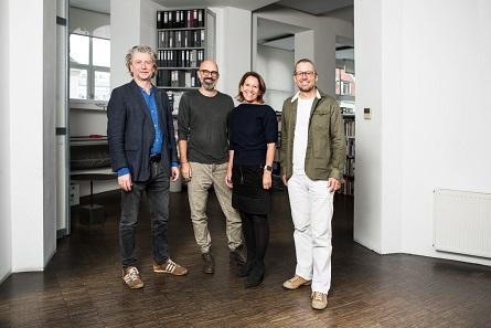 Das stolze BWM Architekten-Team, das das neue Konzept des Museums erarbeitet hat. Foto: BWM Architekten, Renee del Missier.