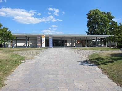 Das archäologische Museum in Thessaloniki. Foto: KW.