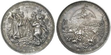 Gorny & Mosch, Auction 213 (2013), No. 4088; Dm 64.7 mm, 85.02 g, silver.