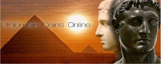 The American Numismatic Society's new research tool Ptolemaic Coins Online.