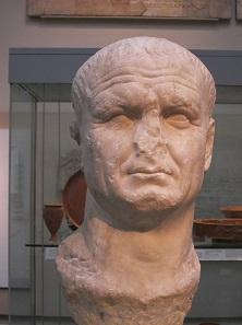 Vespasian. British Museum 1850-3-1.35. Photo: UK.
