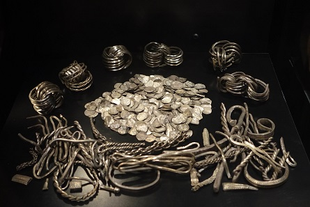The Gerum Hoard. Photo: KW.