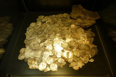 The Stavar Hoard. Photo: KW.