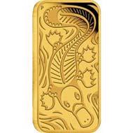 Australia - 15 AUD - 0,080oz 999 gold - 2.501 g - 22.60 x 13.60 mm - Mintage: Mint-to-oder - Designer: Darryl Bellotti.
