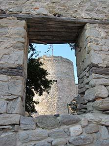 Castle of Kavala. Photograph: KW.)