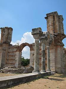 Basilika B. Foto: KW.