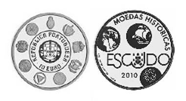 Portugal's Escudo replaced the 1000-reales in the new Republic.