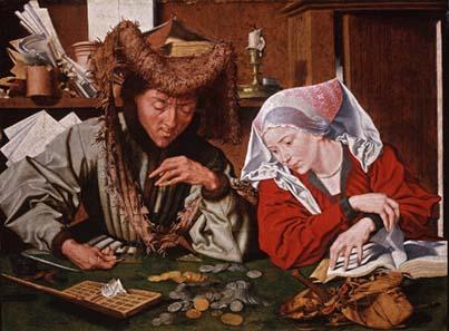 Marinus van Reymerswaele (Reymerswaele um 1490-Middelburg, nachgewiesen bis 1567),