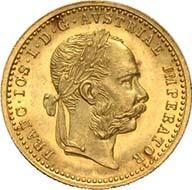 Dukat 1903, Wien. J. 344. Aus Auktion Künker 195 (28. September 2011), 4156.  Fast Stempelglanz. Schätzung: 125 Euro. - Tatsächlich wurden Dukaten noch wesentlich länger geprägt und können sogar heute noch bei der Münze Österreich gekauft werden.