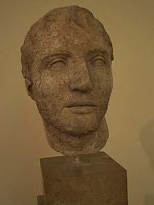 Titus Quinctius Flamininus. Foto: KW.