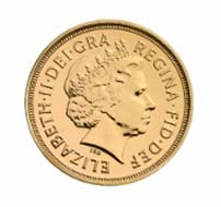 Great Britain - 5 GBP - 22 carat gold - 30.94 g - 36.02 mm - Design: Ian Rank-Broadley (obverse) and Benedetto Pistrucci (reverse) - Mintage: 1,000.
