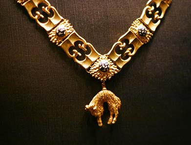 Order of the Golden Fleece. Fotograph: Peter Gerstbach / Wikipedia.