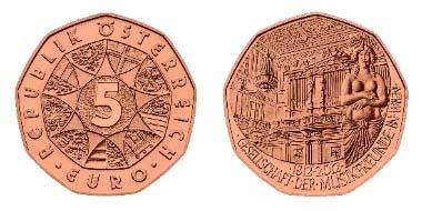 Münze österreich Entdeckt Kupfer Als Münzmetall Wieder News