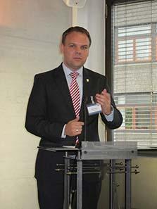 Ingo Rust, MdL., Staatssekretär im Ministerium für Finanzen und Wirtschaft / Baden-Württemberg. Foto: UK