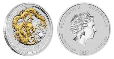 Australia - 1 AUD - 1oz 999 silver - 31.135 g - 45.60 mm - Mintage: 50,000.