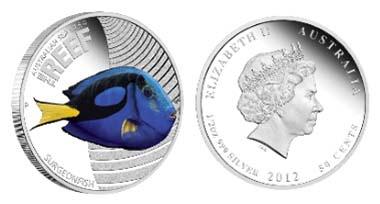 Australia - 0.5 AUD - 1/2oz 999 silver - 15.591 g - 36.60 mm - Design: Wade Robinson - Mintage: 10,000.