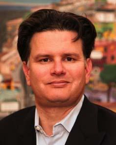 Kerry Pieropan, head of the new Paris office of Spectrum Group International.