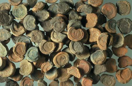 ...oft in großem Stil, wie zahlreiche Funde aus Augst belegen. Foto: Ursi Schild, Augusta Raurica.