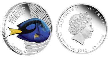 Australia - 0.5 AUD - 1/2oz 999 silver - 15.591 g - 36.60 mm - Mintage: 10,000 - Design: Wade Robinson.