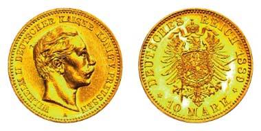 Los 10291. Ausruf: 3.000 Euro - Ergebnis: 5.900 Euro.