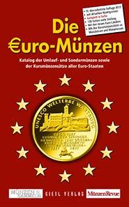 Michael Kurt Sonntag (Bearbeiter), Die Euro-Münzen, 11. Auflage 2011/2012, 1536 S., 11,5 x 18,5 cm, durchgehend farbig, Broschur. ISBN 978-3-86646-537-4, 24,90 Euro.