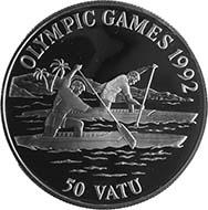 50 Vatu von Vanuatu.