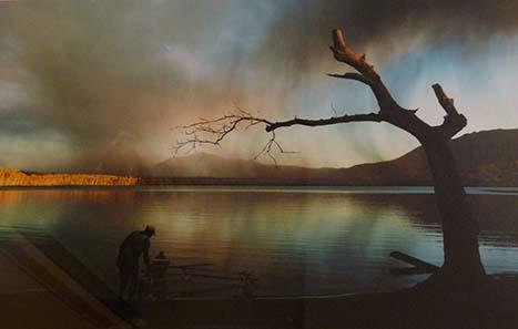 Kanus sind für das Leben auf Matupit unabdingbar. Sie haben sogar Namen. Foto: Ulla Lohmann.