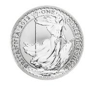 Great Britain - 2 GBP - 958 Britannia Silver - 32.45 g - 40.00 mm - Design: Ian Rank Broadley FRBS (Obverse), Philip Nathan (Reverse).