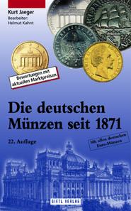 Kurt Jaeger, bearb. von Helmut Kahnt, Die deutschen Münzen seit 1871, 22. Auflage 2011, 912 S., 11,5 x 18,5 cm, zahlreiche s/w Abbildungen, Broschur. ISBN 978-3-86646-538-1, 24,90 Euro.