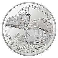 Schweiz - 20 CHF - Silber 835 - 20 g - 33 mm - Design: Benno. K. Zehnder - Auflage: max. 50.000 (unzirkuliert) bzw. max. 7.000 (Polierte Platte).