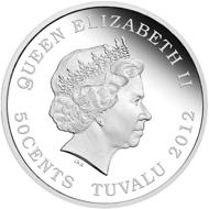 Tuvalu - 0.50 TVD - Silver 999 - 15.591 g - 36.60 mm - Design: Natasha Muhl - Mintage: 7,500.