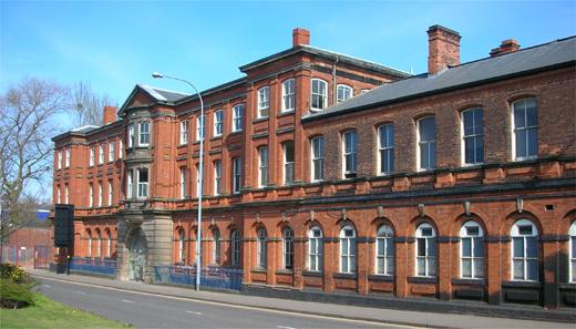 The new building of the Birmingham Mint, once Soho Mint. Photo: Oosoom/ Wikipedia.