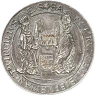100: SALZBURG. Leonhard von Keutschach (1495-1519). Guldiner (