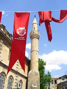 Die herausgeputzte Altstadt von Gaziantep wartet auf Besucher. Foto: UK.